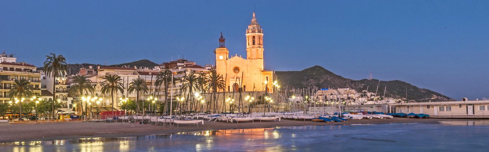 Sitges costa de barcelona garraf guia de sitges - Fotos de sitges barcelona ...