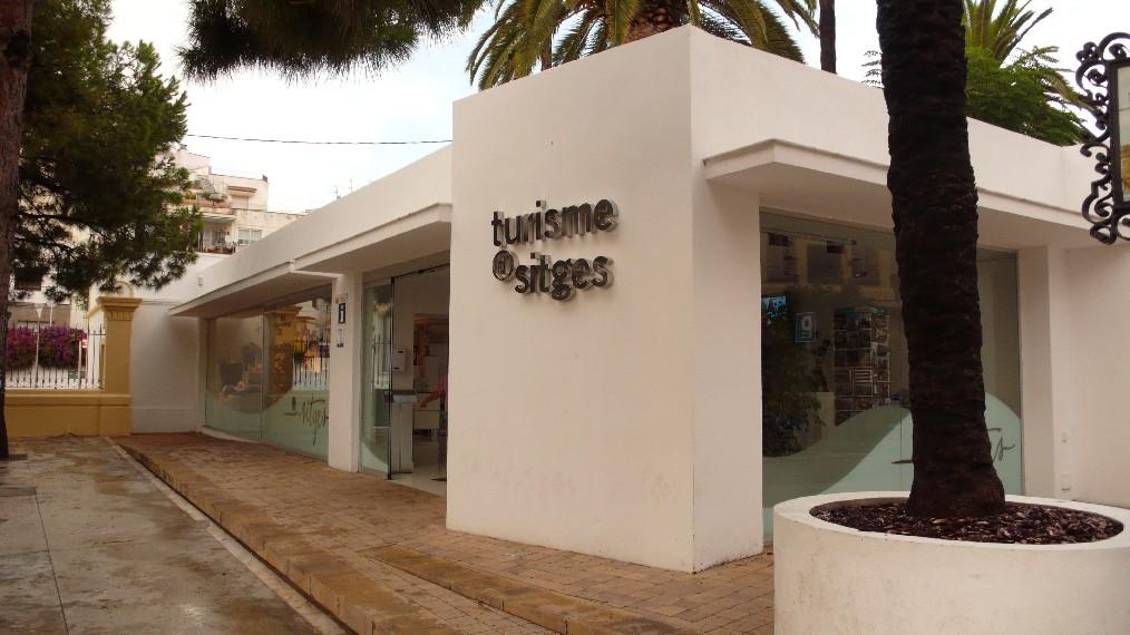 Oficinas de informacion turistica de sitges guia de sitges for Oficina de turismo barcelona